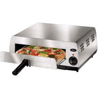Oster Pizzeria Style Stainless Steel Pizza Oven
