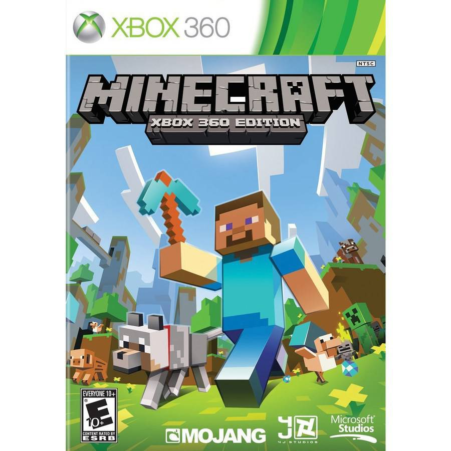 Minecraft (Xbox 360) - Pre-Owned