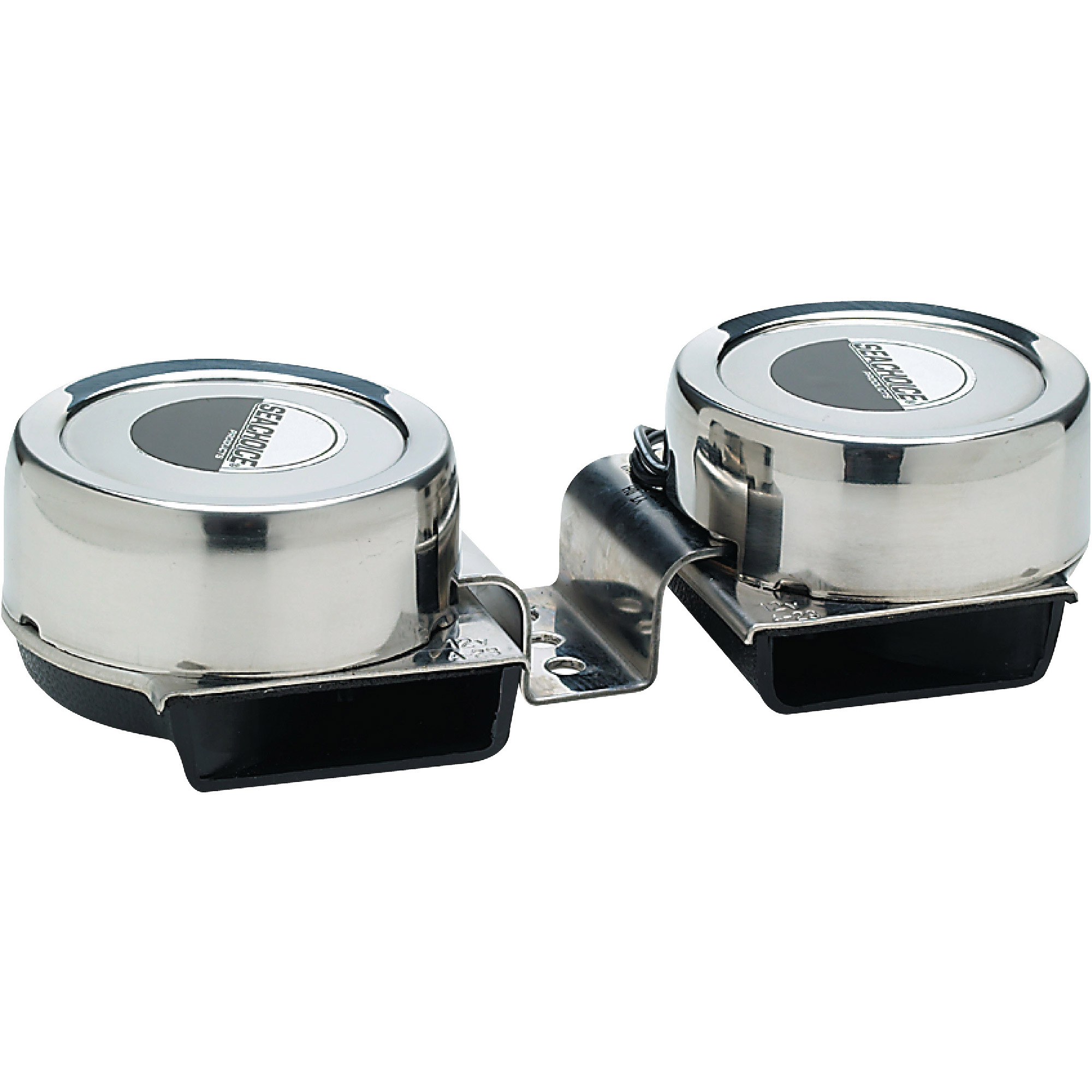 Click here to buy Seachoice 12V Compact Electric Horn by Seachoice.
