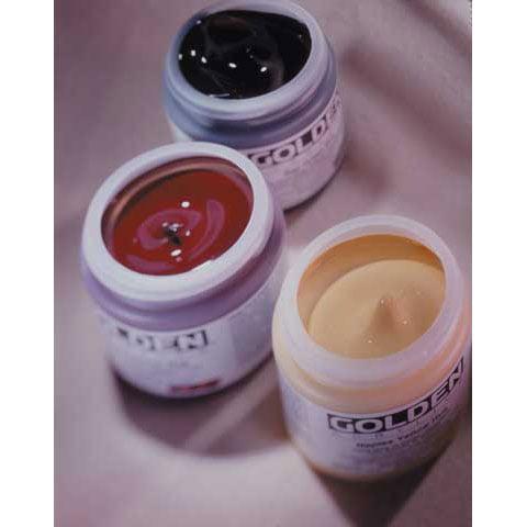 Golden - Historical Heavy Body Acrylic Hue - 4 oz. Jar - Naples Yellow Hue