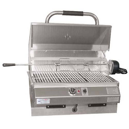 Electri-Chef Island Marine 24 in. Built-In Electric Grill
