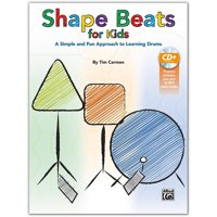 Alfred 00-43065 Shape Beats for Kids