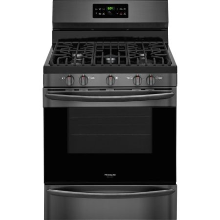 Frigidaire FGGF3036T 30 Inch Wide 5 Cu. Ft. Free Standing Gas Range with Quick