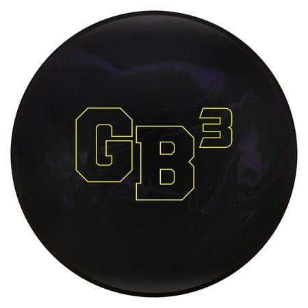 Ebonite Game Breaker 3 Bowling Ball- Black/Purple- 13 lbs (Bowling Ball Game)