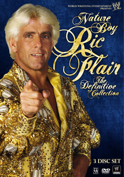 WWE Nature Boy Ric Flair: The Definitive Collection (DVD) by WORLD WRESTLING