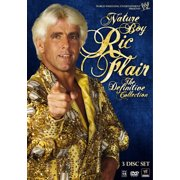 WWE Nature Boy Ric Flair: The Definitive Collection (DVD) by WARNER HOME VIDEO