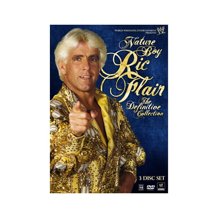 WWE Nature Boy Ric Flair: The Definitive Collection (DVD) - Wwe Roddy Piper