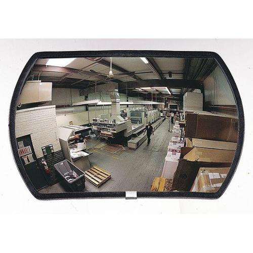 SEE ALL INDUSTRIES RRO1524 15X24 OUTDOOR GLASS MIRROR