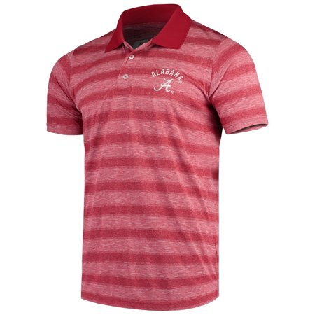 Men's Russell Crimson Alabama Crimson Tide Classic Fit Striped Synthetic - Alabama Crimson Tide Golf Club