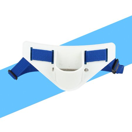 Adjustable Fishing Rod Pole Stand Holder Waist Belt Harness Pad Fighting Belt Waist Support for