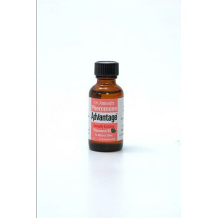 Dr. Amend's Pheromone Advantage - Unscented to Be Worn with Your Cologne or Perfume to Attract