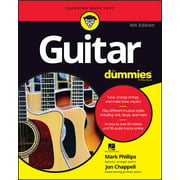 For Dummies (Lifestyle): Guitar for Dummies (Paperback)