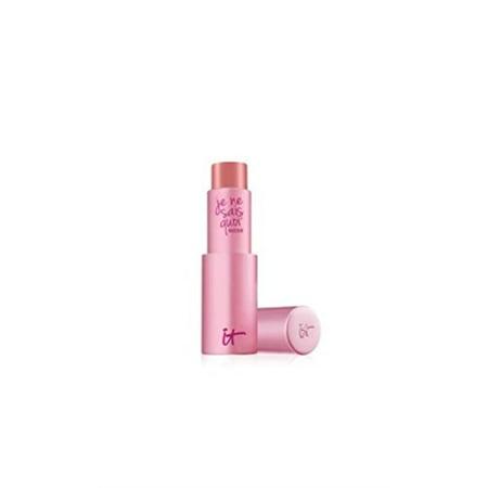 Cosmetics Lip Color (It Cosmetics Je Ne Sais Quoi Hydrating Color Awakening Lip Treatment in Rose 0.11)