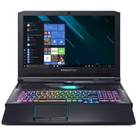 "Acer Predator Helios 700 PH717-71-75RX 17.3"" Gaming Notebook - Intel Core i7-9750H - 16GB - 512GB SSD - NVIDIA GeForce RTX 2080 - Windows 10 Home - Black"