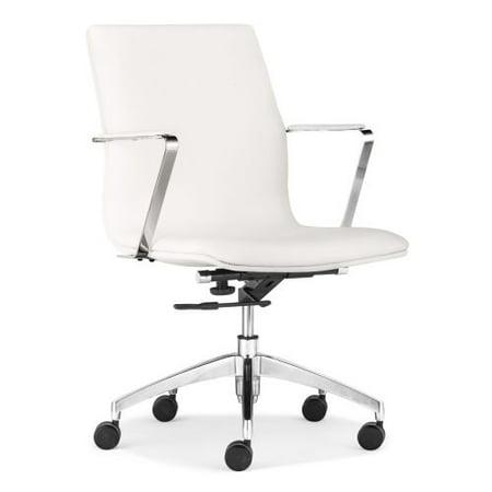 Zuo Modern Herald Low Back Office Chair Herald Low Back Office Chair