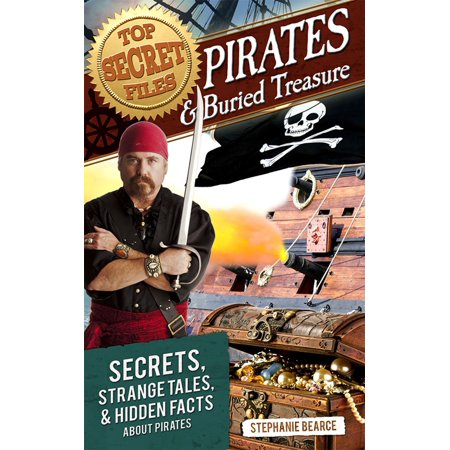 Top Secret Files: Pirates and Buried Treasure - eBook (Pirate Treasure Map)