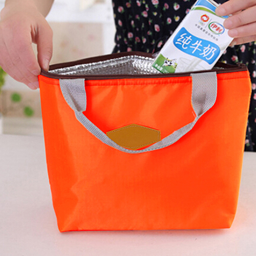 Girl12Queen Portable Thermal Insulated Cooler Waterproof Lunch Picnic Tote Storage Carry Bag