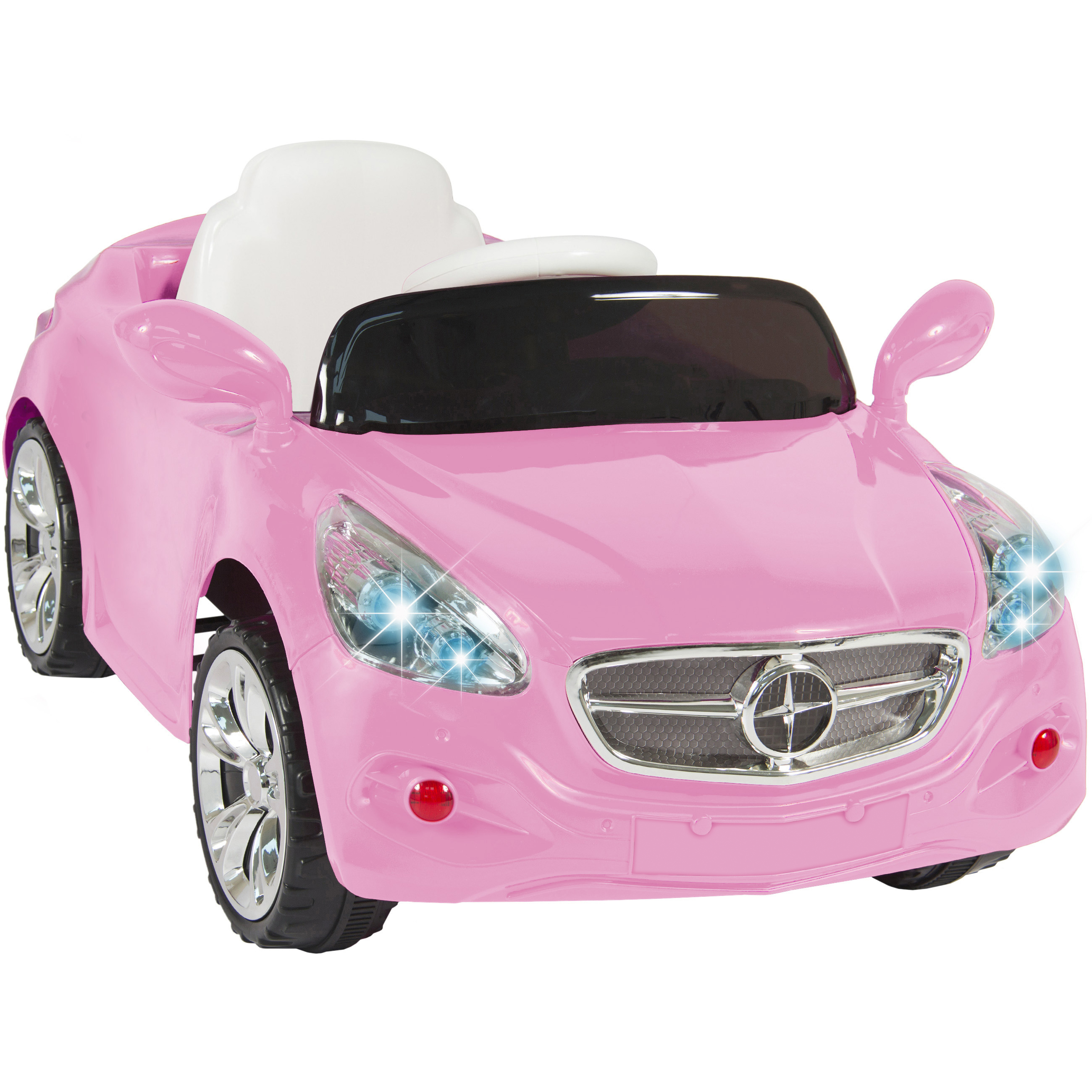 12V Ride on Car Kids RC Car Remote Control Electric Battery Power W/ Radio & MP3