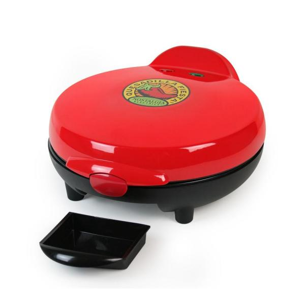 Nostalgia Electrics EQM-200 8-In Electric Quesadilla Maker 1.0 ea(pack of 1)