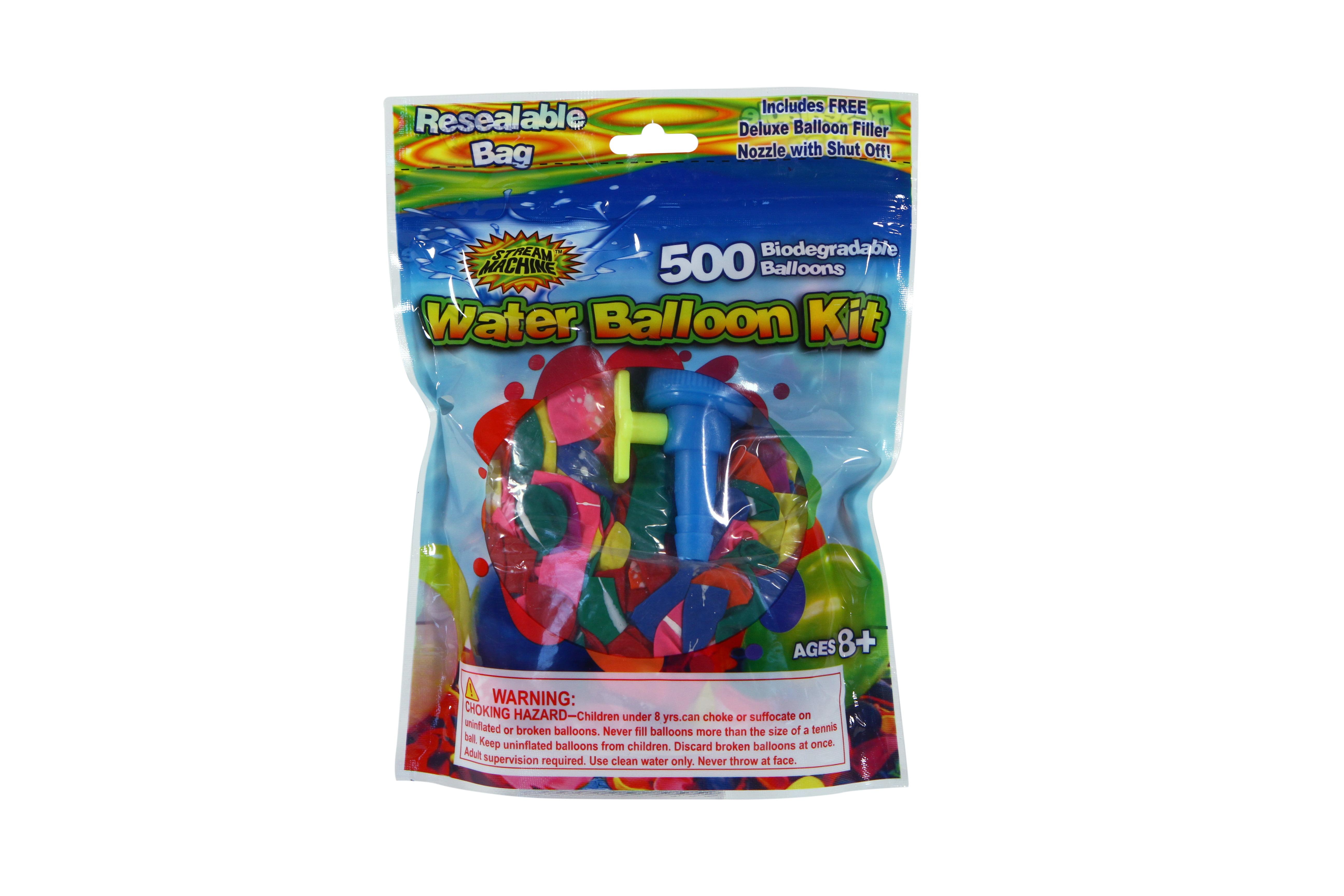 500 Piece Water Balloon Refill Kit Walmart Com