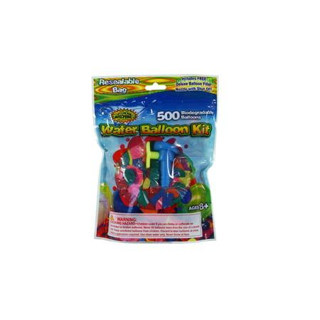 500 Piece Water Balloon Refill Kit