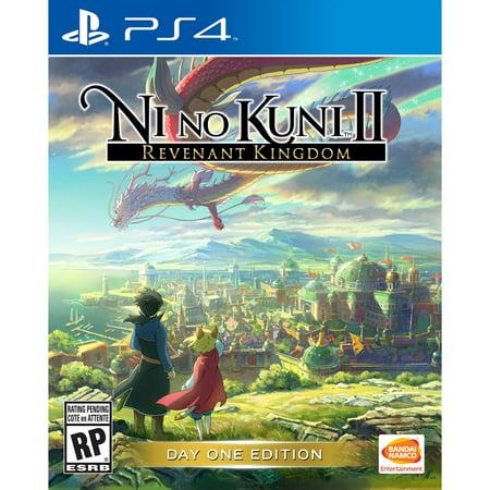 Ni No Kuni Revenant Kingdom, Bandai/Namco, PlayStation 4, (Ni No Kuni Best Equipment)