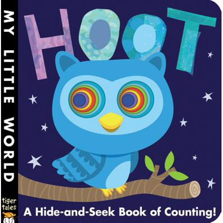 Hoot A Hide-and-Seek Book of Counting (Board (Hide And Seek Story Of Dorothy Plot)