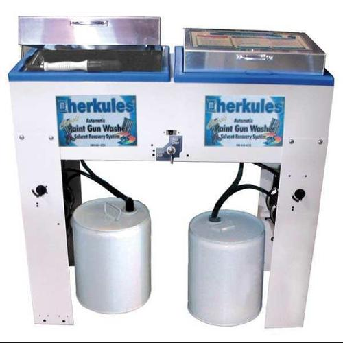 HERKULES G375 Automatic Paint Gun Washer, 5 gal.