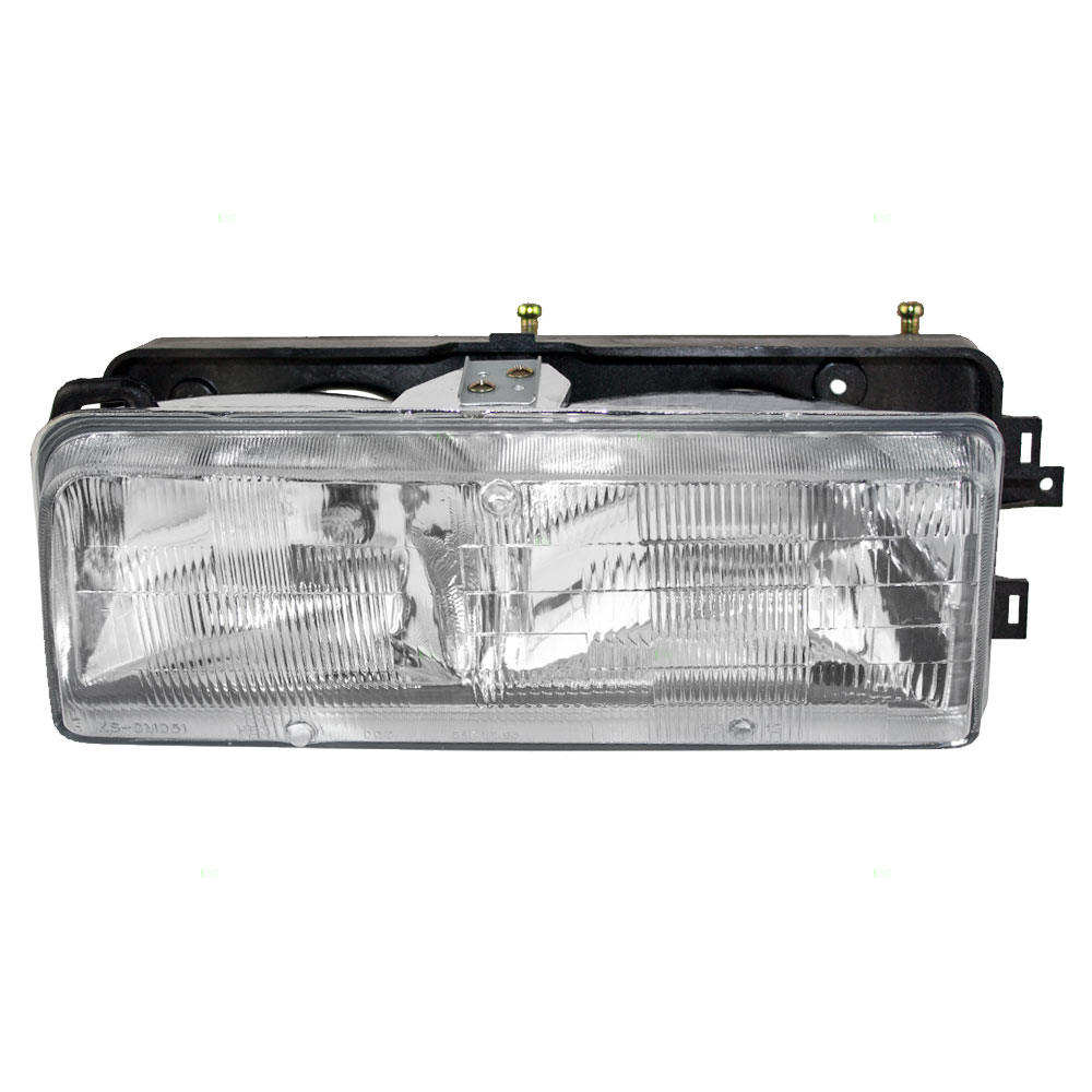 Drivers Headlight Headlamp Replacement for Buick 16505647
