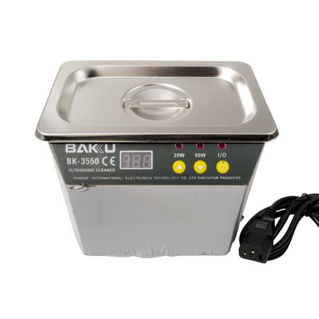 Stainless Steel Ultrasonic Cleaner BK-3550  - image 5 of 5
