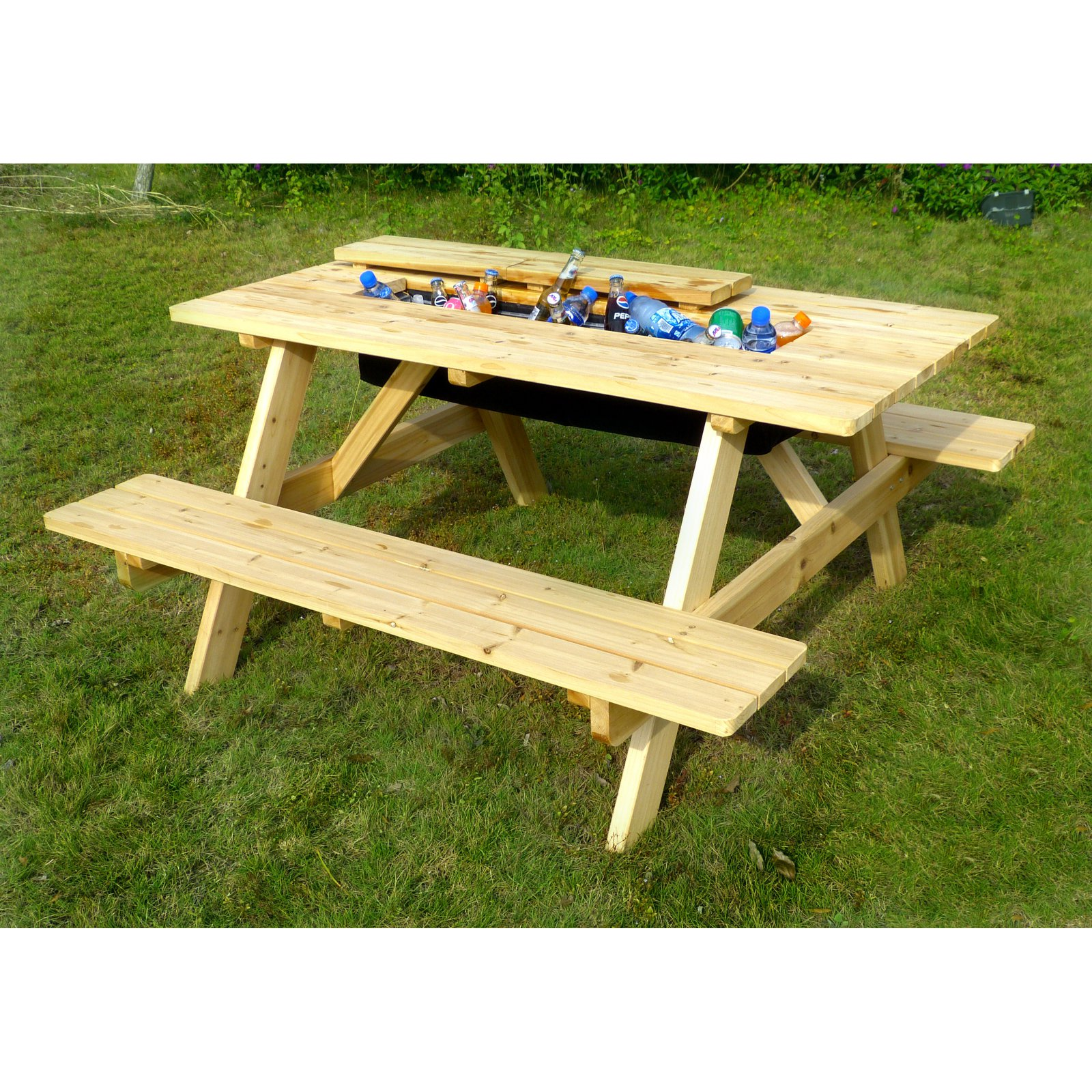 Cooler Picnic Table Kit by Northbeam