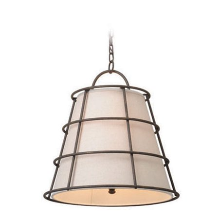 Troy Lighting Habitat 3 Light Pendant