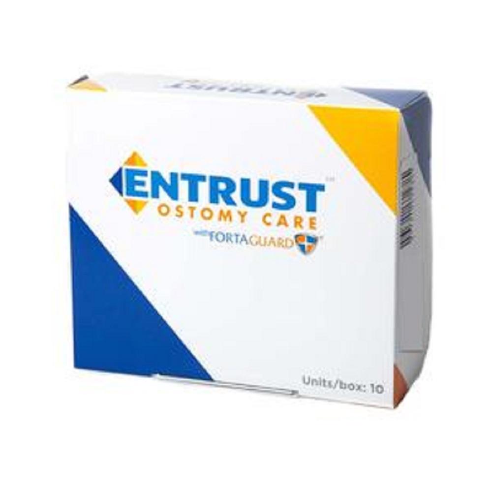 """Fortis - Entrust - Ostomy Skin Barrier Ring 4"""" - Extended..."""