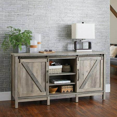 Better Homes Amp Gardens Modern Farmhouse Tv Stand For Tvs