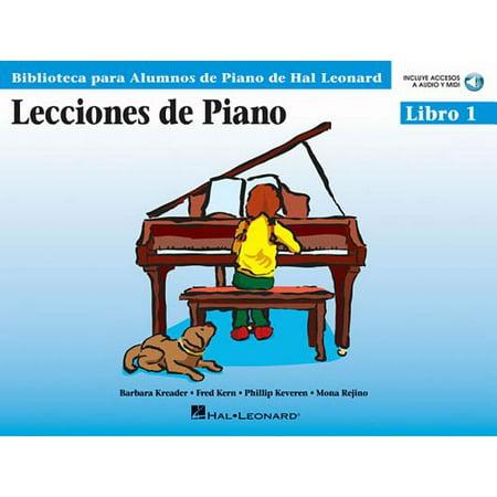 Lecciones de Piano - Libro 1 : Biblioteca Para Alumnos de Piano de Hal Leonard - Musica De Halloween Piano