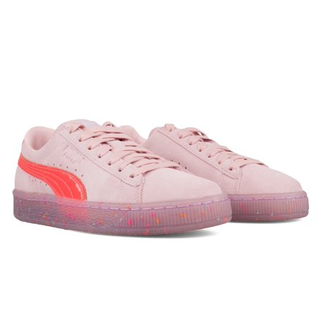 Wns Puma Sport Fashion - Puma Womens Suede Wns Sophia Webster Leather Low Top Lace Up, Pink, Size 11.0