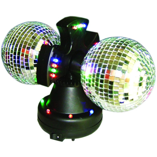 Creative Motion Twin Mirror Ball