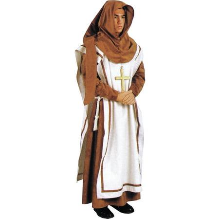 Renaissance Monk Adult Halloween