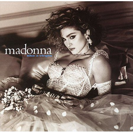 Like a Virgin (CD)