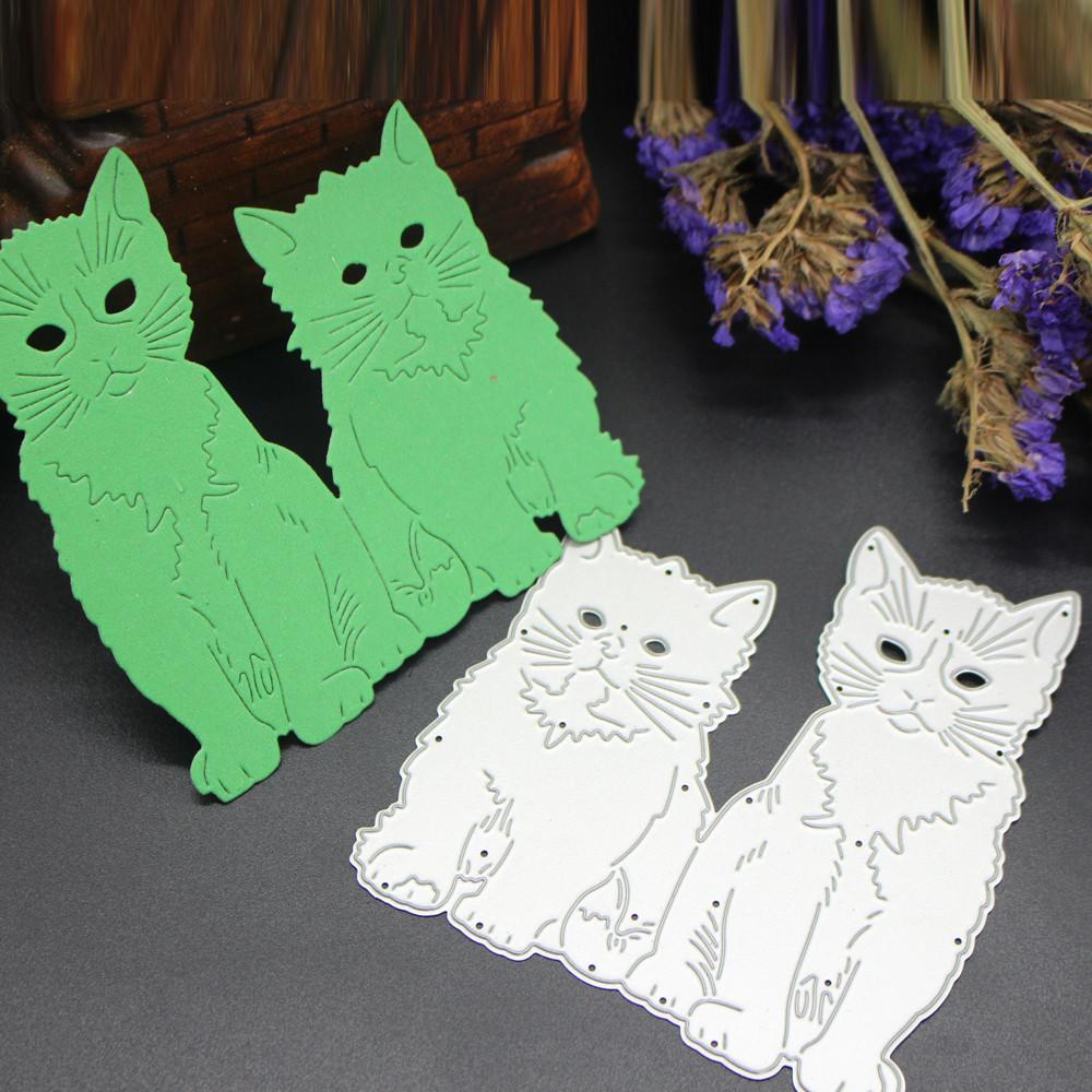 3D Carbon Steel Cutting Dies Stencils Scrapbooking Embossing Cards DIY Crafts B