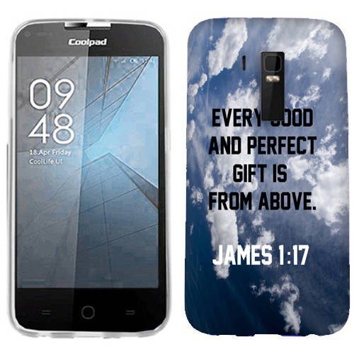 Mundaze Gift from Above Phone Case Cover for CoolPad Rogue