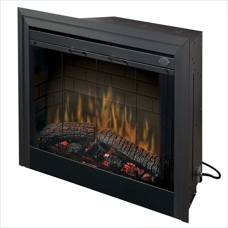 "Dimplex 39"" Standard Built-in Electric Firebox"