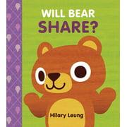 Will Bear Share (Board Book)