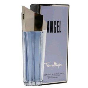 (Angel by Thierry Mugler Refillable Star Eau De Parfum Spray 3.4 oz New In Box)