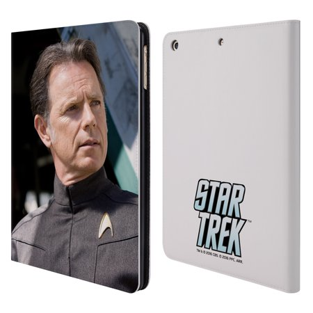 OFFICIAL STAR TREK MOVIE STILLS REBOOT XI LEATHER BOOK WALLET CASE COVER FOR APPLE - Adult Movies On Ipad