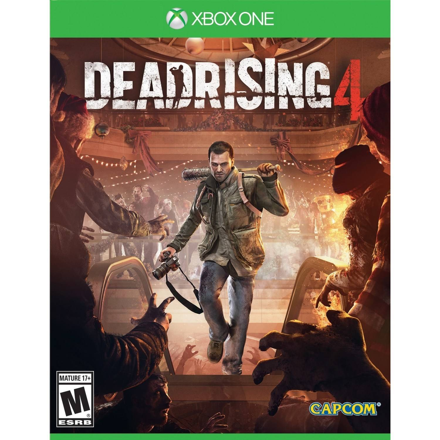 Dead Rising 4 (Xbox One) by Capcom Games Studio Vancouver, Inc.