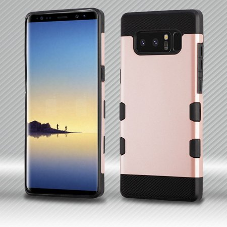 UPC 887954620115 product image for Insten Tuff Dual Layer Hybrid PC/TPU Rubber Case Cover for Samsung Galaxy Note 8 | upcitemdb.com