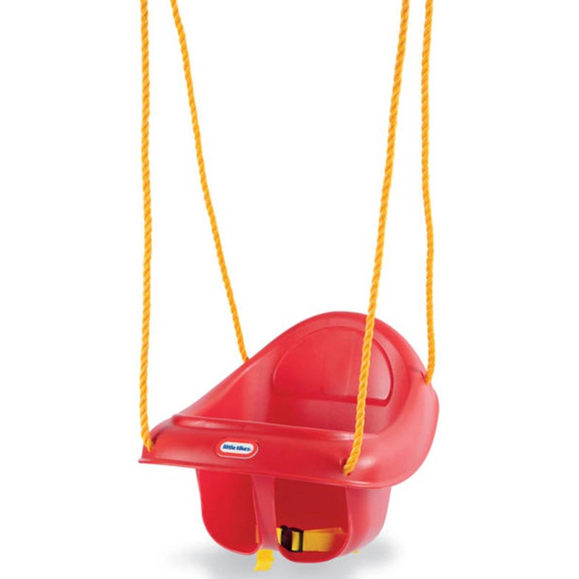 Little Tikes High Back Toddler Swing Retail Packaging