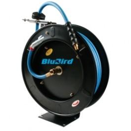 "BluBird Air Hose Reel 1 2"" x 50' by K-Tool International"