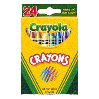 Crayola Classic Color Pack Crayons, 24 count